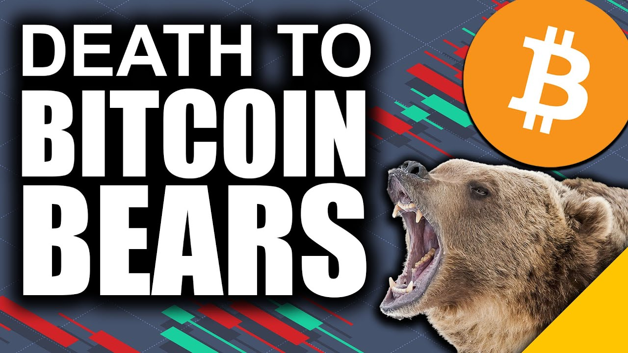 Latest Bitcoin Crash (Dire Message to Crypto Bears 2021). DO NOT MISS!!!