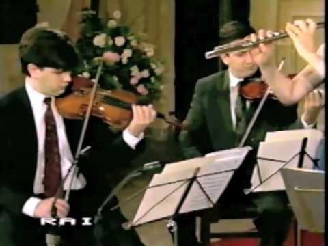 "The Four Seasons: ""Winter"" - by Vivaldi - Paula Robison, flute"