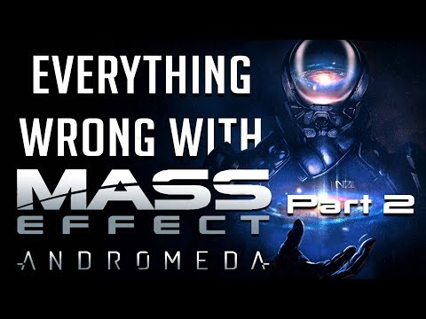 GamingSins: Everything Wrong with Mass Effect Andromeda - Part 2