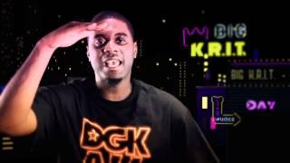Смотреть клип Big K.R.I.T. - 4Evanaday