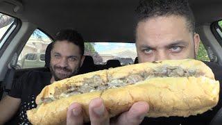 Eating The Best  Philly Cheeseteaks In Las Vegas