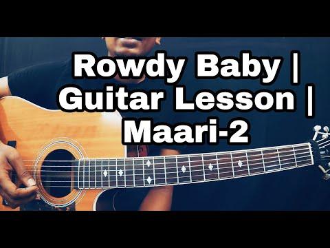 Rowdy Baby Intro   Tutorial   Maari-2   Part-2  Yuvan Shankar Raja   Isaac Thayil  Dhanush Wunderbar