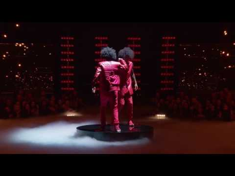 Les twins world of dance new 2017