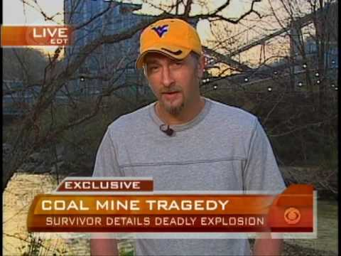 Mine Explosion Survivor Interview