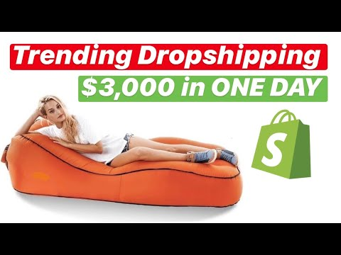 Products TO SELL Now Shopify (TRENDING on Dropshipping) thumbnail
