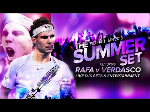 Rafa's Summer Set - Full match replay