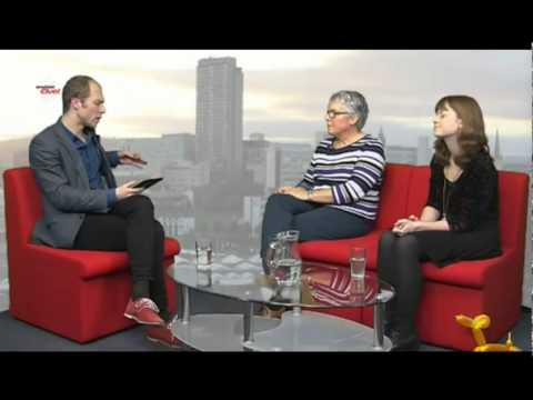 Sheffield Live interview - Domestic abuse