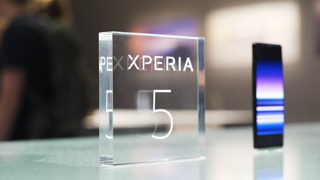 IFA 2019 – Xperia Event Highlights