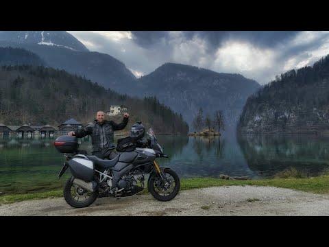 Motorradabenteuer Bayerische Alpen! In zwei Tagen durch die schönste Gegend Deutschlands!