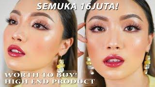 FULL FACE Favorites HIGH END makeup! 🤑 GAK AKAN NYESEL BELINYA!