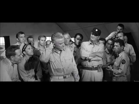 In Harm's Way (1965)     John Wayne , Dana Andrews , Clip 4  HD
