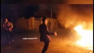 Ağsaqqal Novruz Tonqalı ətrafında Qan Eliyir