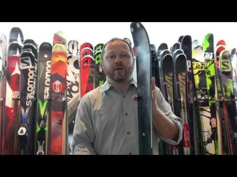 Larry Adler Ski & Outdoor - K2 Shreditor 92