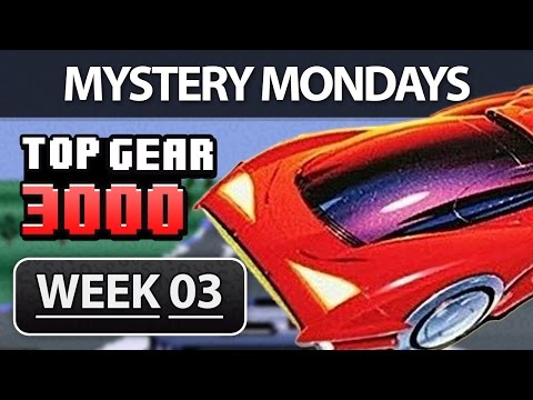Mystery Mondays: Week 03 - (SNES) Top Gear 3000