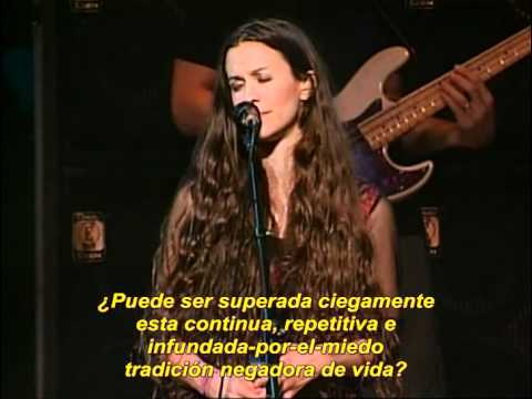 Chords for Alanis Morissette - That I Would Be Good (Live ...