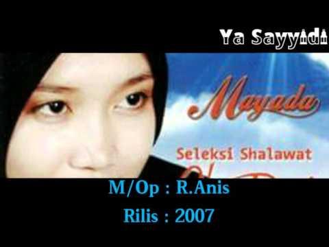 Lirik : Ya Sayyidi (Mayada) Cahaya Rasul 9