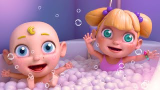 Yes Yes Bath Song | +More Nursery Rhymes & Kids Songs - ABC Learning
