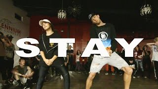 "Video ""STAY"" - Zedd ft Alessia Cara Dance Choreography 