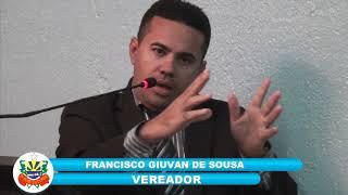 Gilvan Sousa pronunciamento 24 11 2017