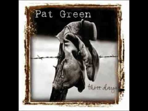 Pat Green-Carry On