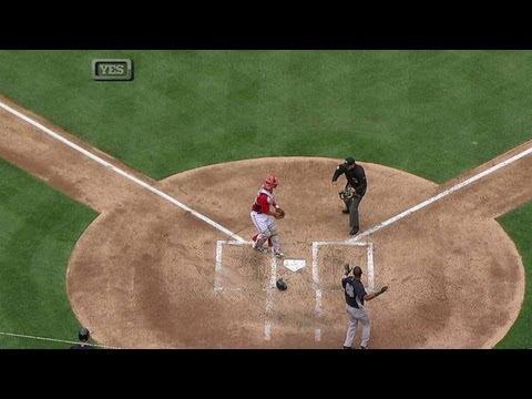 Nunez's heads-up play