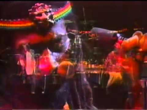 Bunny Wailer [Live At The Madison Square Garden 1986] (VHS/DVD)