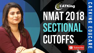 NMAT Daily: NMAT 2018 NMIMS MBA/PGDM Sectional Cutoffs