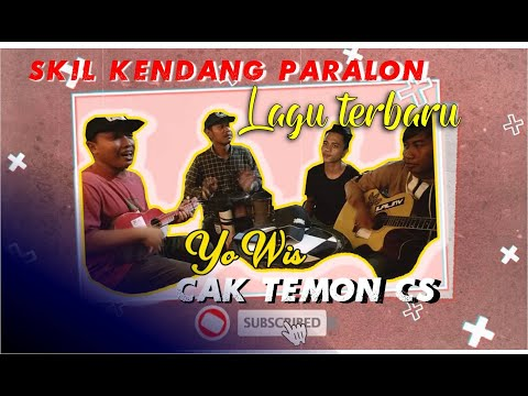 YO WES Lagu Terbaru  Versi Kendang Paralon // Songwriter Kendra Kumbara