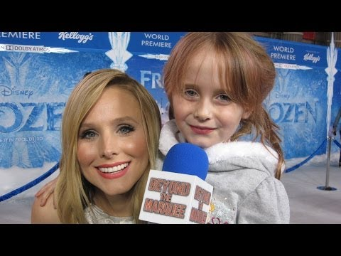 Lindalee at Disney's FROZEN World Premiere - Beyond the Marquee: The Web-Series (Ep. 58)