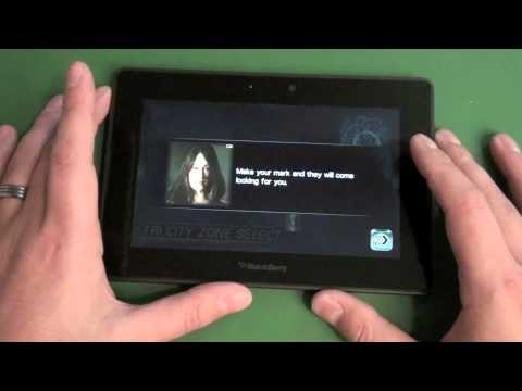 Need For Speed Undercover: A Blackberry Playbook exclusive