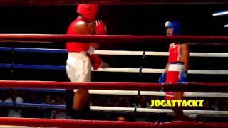 EVRAA 2012: BOXING:MAASIN CITY VS.N.SAMAR