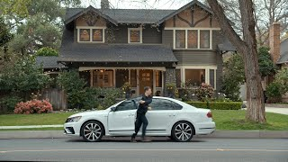 VW - Passat GT - Special Delivery with Tanner Foust