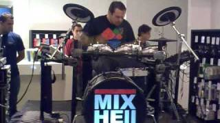 MIXHELL - Live in Workshop a2you - Market Place Shopping