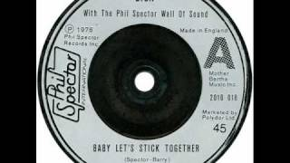 """Dion (with The Phil Spector Wall of Sound Orchestra) """"Baby, Let"""