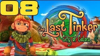 """The Last Tinker City of Colors Walkthrough Part 8 """"Investigetion & 3 Sheets"""" Gameplay Lets Play"""