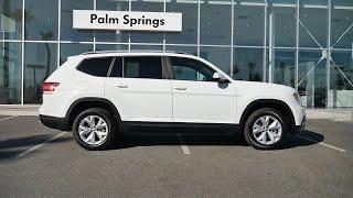 2018 Volkswagen Atlas Palm Springs, Palm Desert, Cathedral City, Coachella Valley, Indio, CA 539150