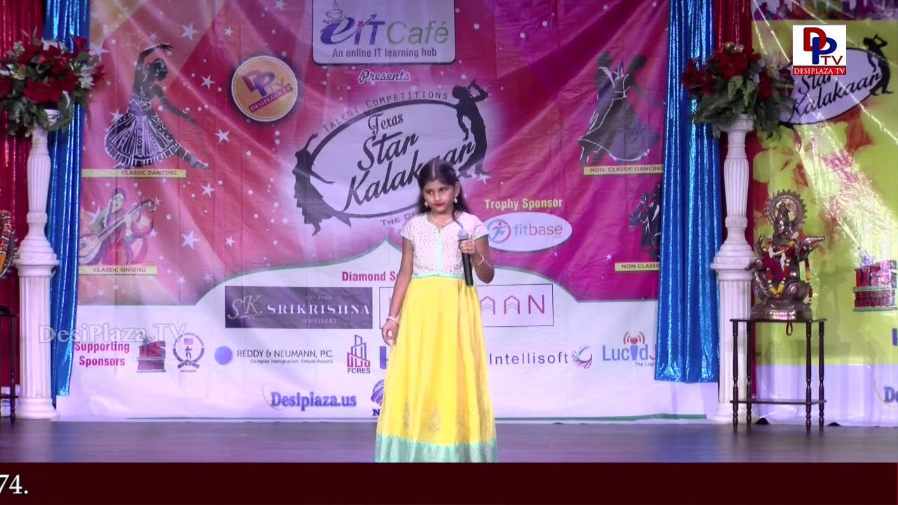 Visuals from Star Kalakaar Night in Houston || Texas Star Kalakaar 2017 || DesiplazaTV