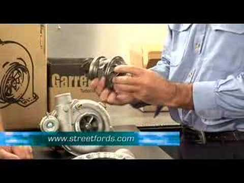 Street Fords Garrett Turbochargers