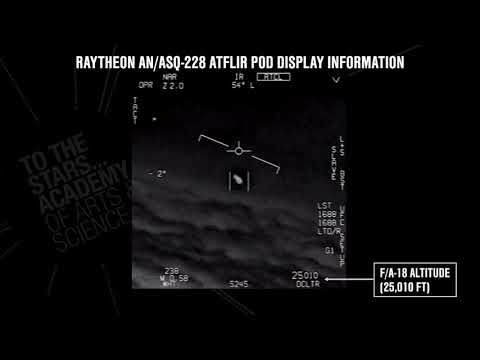 Official DoD Videos:  U.S. Military Jets & UFO Encounters