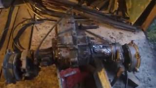 Купил Старт Алювелд миг 200 пульс в Сварыч г. Иваново. Неопознанный задний мост на металлоприемки.
