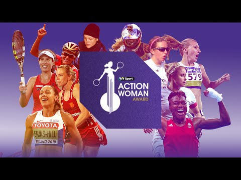 BT Sport Action Woman of the Year 2015