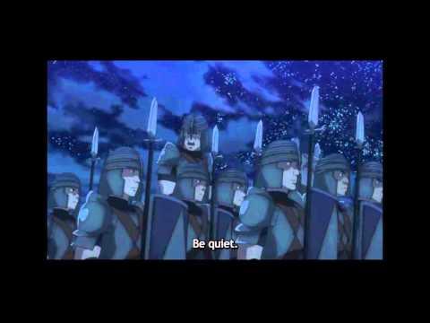 Gate: jieitai kanochi nite kaku tatakaeri Alnus Battle/Arnus Battle