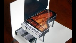 Piano Pop-up