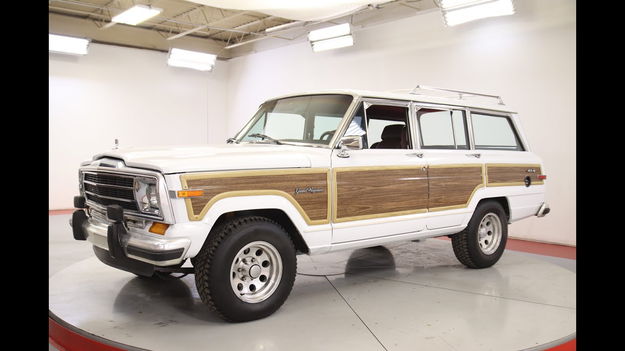 1988 jeep grand wagoneer for sale near denver colorado 80216 classics on autotrader autotrader classics