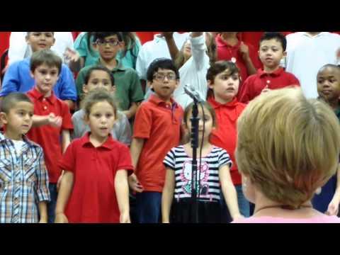 Ed Franz Elementary school program!