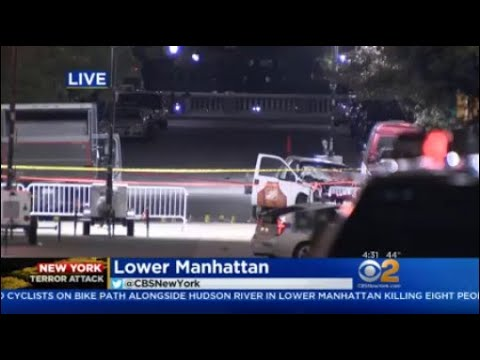 Lower Manhattan Terror Attack Latest