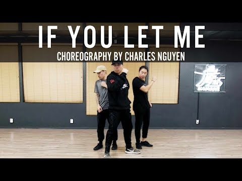 "Sinead Harnett ""If You Let Me"" Choreography by Charles Nguyen"