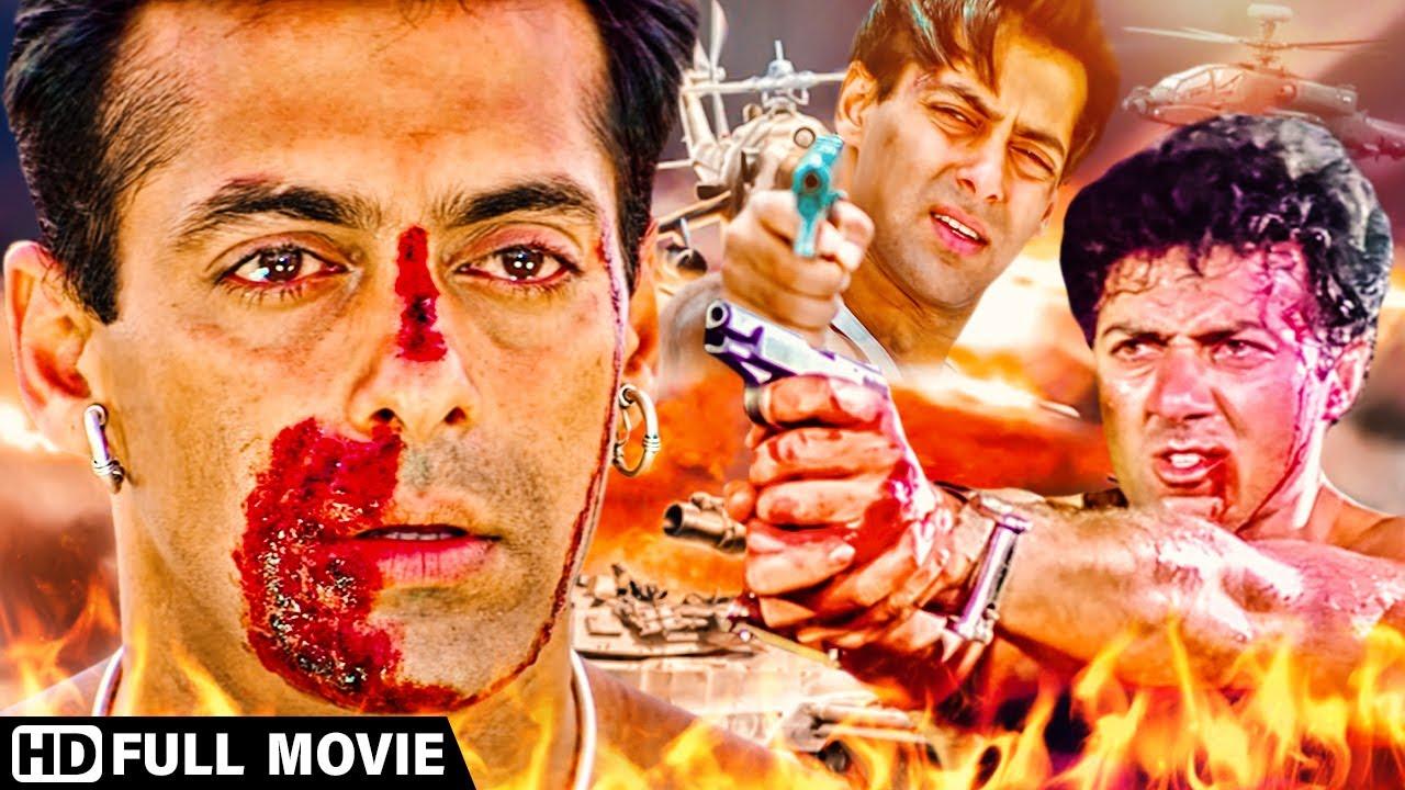Download सलमान खान की नई सुपरहिट एक्शन मूवी - SALMAN KHAN BLOCKBUSTER ACTION MOVIE - Hindi Movie Auzaar