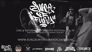 Surge of Fury Live @ Return to Strength Festival Vol. IV (HD)