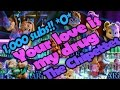 The Chipettes - Your love is my drug (+1,000 subs! *O*)